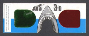 Jaws 3D Glasses