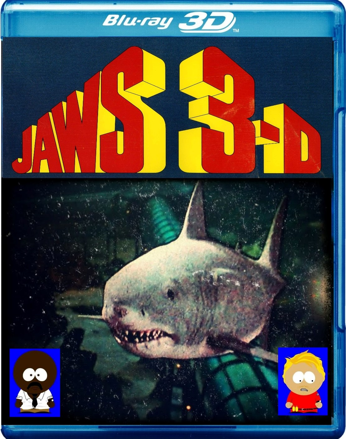 jaws 3d blog archive la rumeur jaws 3d en blu ray. Black Bedroom Furniture Sets. Home Design Ideas